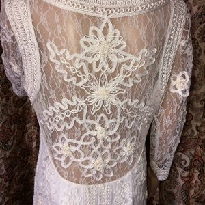 Amazing brand new dress size 14 designer SUE WONG